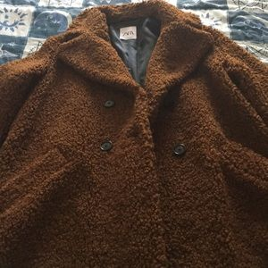 COPY - Faux fur coat